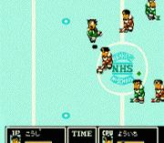 Игра Ike Ike! Nekketsu Hockey Bu – Subette Koronde Dai Rantou (Денди игры онлайн)