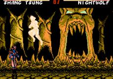 Игра Mortal Kombat 4 из раздела Денди игры онлайн