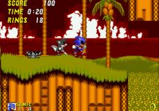 Игра Sonic 2 EXE (Сега игры онлайн)