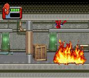 Игра Spider-Man 3 (Game Boy Advance (GBA) игры онлайн)